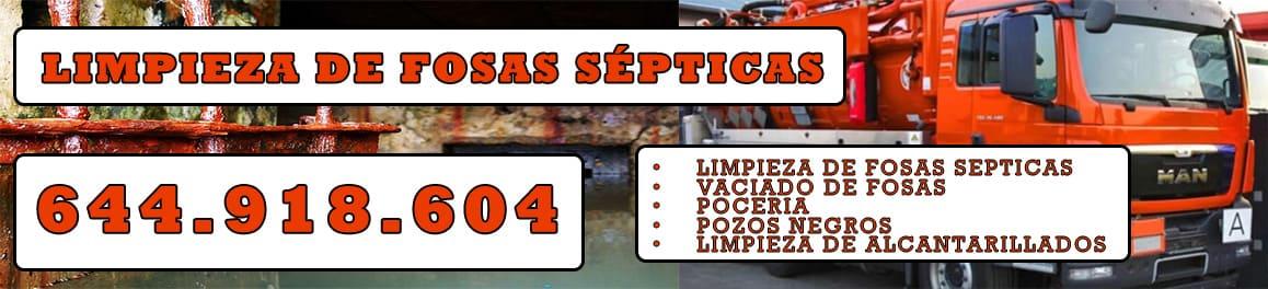 Limpieza de fosas septicas Pablo Madrid Urgentes